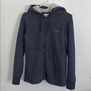 Columbia Full-Zip Hooded Jacket